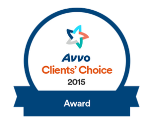 Michael Maggiano Receives 2015 Avvo Client's Choice Award
