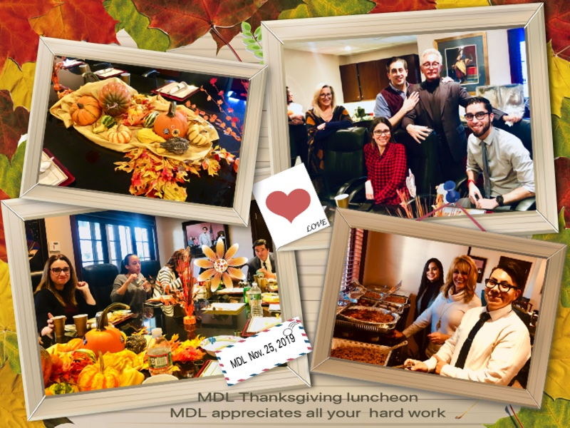 Final Version of MDL Thanksgiving Luncheon