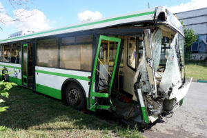 options when injured in a tour bus accident